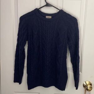 L.L. Bean sweater